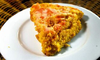 Hearty Skillet Cornbread