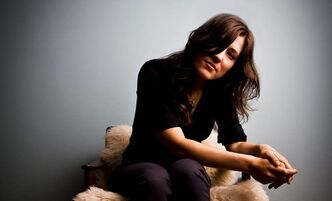 Ruth Moody plays the West End Cultural Centre Thursday.