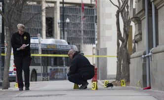 Paclipan was shot in front of Opera Ultralounge on Main Street Sunday morning.