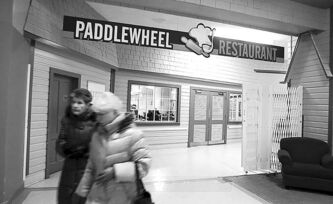 The Paddlewheel restaurant in the Bay downtown holds a place in many hearts.