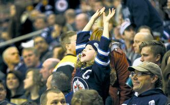 It's unlikely Jets fans will know until near the end of the regular season whether their team will make the playoffs for the first time since returning to Winnipeg.