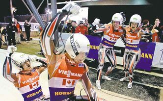 Canada's luge team is a legitimate medal threat heading into the 2014 Winter Games in Sochi, Russia.