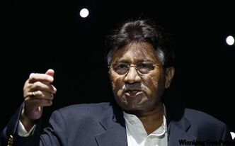 Pervez Musharraf, the former President of Pakistan.