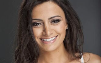 "The latest love seeker eliminated from ""The Bachelor Canada,"" Gabrielle Dipersico, shown in a handout photo, says the experience has taught her to think before she speaks.The straight-talking law student from Oakville, Ont., left the Victoria mansion in Wednesday's episode on Citytv after bachelor Brad Smith visited her hometown and met her family. THE CANADIAN PRESS/HO-Rogers Media"