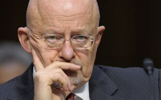 U.S. Director of National Intelligence (DNI), James Clapper.