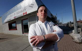 After being subjected to homophobic taunts, owner Dave Claringbould is closing Pots N Hands April 13.