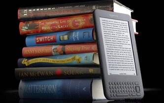 As e-readers such as the Kindle 3 continue to gain popularity, fewer and fewer book-buyers are deciding what to read by browsing the shelves of their local bookstores.
