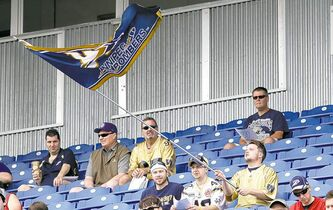 Fans coming to Winnipeg Blue Bombers games in 2012 had better leave their cowbells and flag poles at home.
