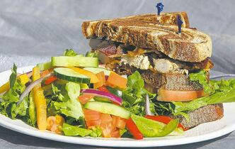 Degrees' club keeps U of M eatery (below) packed.