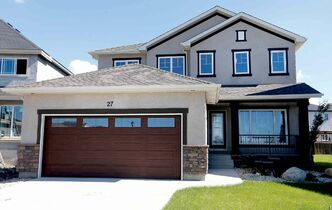 27 Wainwright Crescent in River Park South . Contact is Ventura Custom Homes��� Paul Saltel, story bt Todd Lewys ���June 23 2014 / KEN GIGLIOTTI / WINNIPEG FREE PRESS