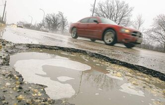 As Winnipeg's streets and other infrastructure crumble at an alarming rate, calls for an increase to the provincial sales tax. are getting louder by the day