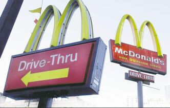 McDonald�s has gone global.