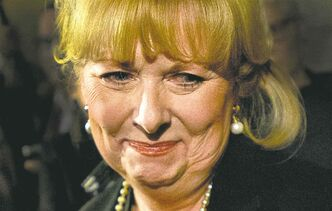 Pamela Wallin voted against the suspensions of Mike Duffy and Patrick Brazeau, but abstained on the vote on her fate.