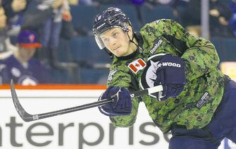 The fact Winnipeg Jets rookie defenceman Jacob Trouba is mature beyond his years cannot be camouflaged.