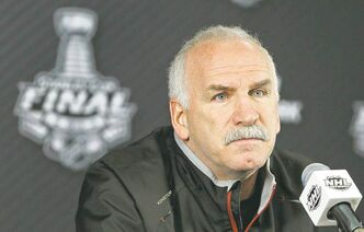 Chicago coach Joel Quenneville says the Hawks need to find the same spirit that pulled the Detroit series out of the fire.