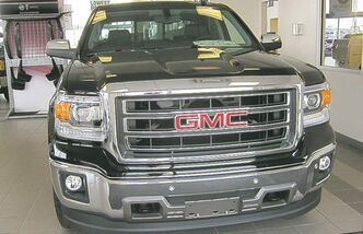 The 2014 Sierra is an all-new design, the first significant upgrade since 2007.
