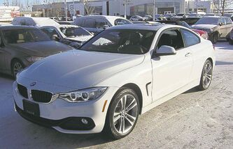 The 2014 BMW 4-Series has proven to be a hot seller.