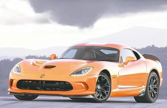 Chrysler has created the 2014 SRT Viper TA package, specifically built for the enthusiast driver who wants to use the car at any of more than 150 road-race courses around North America.
