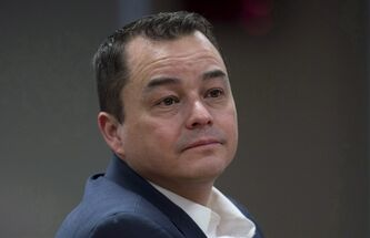 National Chief of the Assembly of First Nations Shawn Atleo