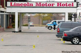 Sources say tensions between the Mad Cowz and Manitoba Warriors rose with the killing last October of Mohamed Ali Omar in the Lincoln Motor Hotel parking lot.