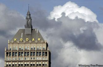 Kodak headquarters is shown in Rochester, N.Y. The inability to adapt to the times has the 132-year-old American company in trouble.