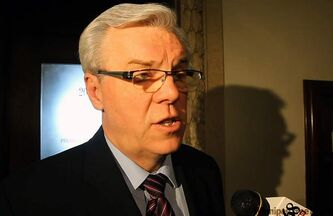 Premier Greg Selinger: 'greater certainty to the discussion.'
