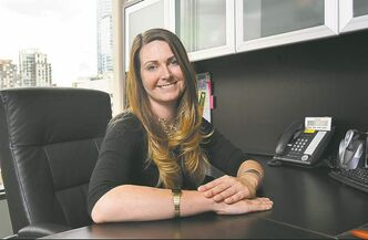 Julia MacKenzie of Vancouver became the favoured candidate when she convinced Goldbeck Recruiting to open an  IT recruiting division.