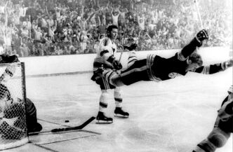 Ray Lussier / THE CANADIAN PRESS archives 