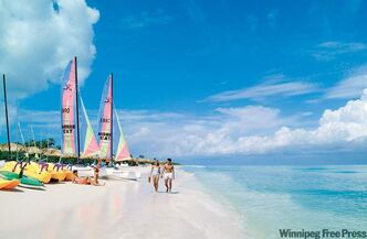 Varadero is one of Cuba's best beaches, offering a host of aquatic activities.