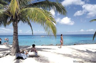 Fine sands and crystal clear water make for ideal beach holidays on Cozumel.