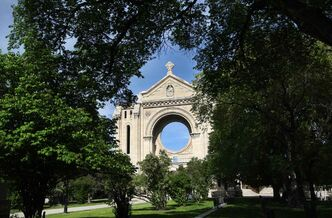 The St. Boniface Cathedral will see protection extend over its cemetery.