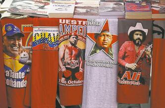 Fernando Llano / The Associated Press