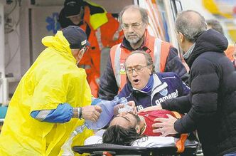 Cristiano Chiodi / The Associated Press Archives