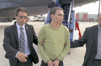 Luka Rocco Magnotta is charged with first-degree murder in the slaying and dismemberment of Chinese studan Jun Lin.