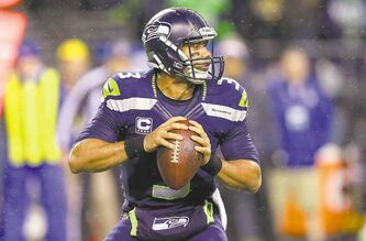 Seahawks quarterback Russell Wilson has two years of minor league experience in the Rockies system.