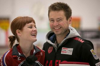 Dawn and Mike McEwen.