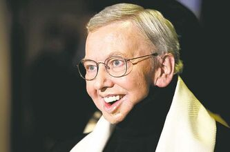 Matt Sayles / The Associated Press archivesPulitzer Prize-winning film critic and author, Roger Ebert, lost portions of his jaw, along with the ability to speak, eat and drink, after cancer surgeries in 2006.