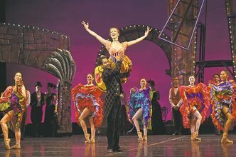 Royal Winnipeg Ballet / Vince Pahkala photo