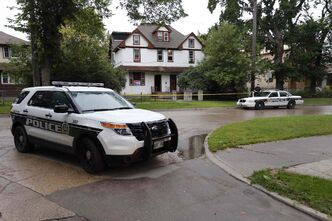 Jeffery Campbell, 25, was stabbed in a rooming house on the 200 block of Austin Street North.