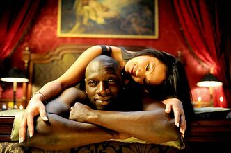 Omar Sy stars in The Intouchables.