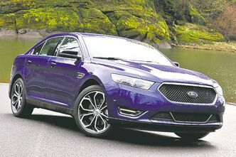 Ford's 2013 Taurus includes more high-tech features and better fuel economy.