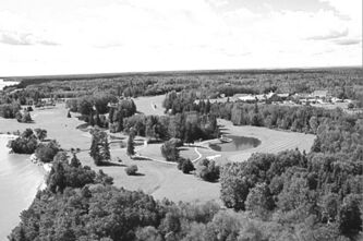 Lakeview Hecla Resort and golf course