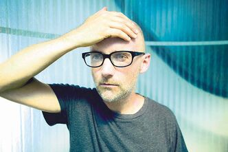 Musician Moby