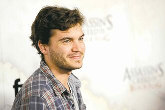 Actor Emile Hirsch. (Chris Pizzello / Invision / The Associated Press)