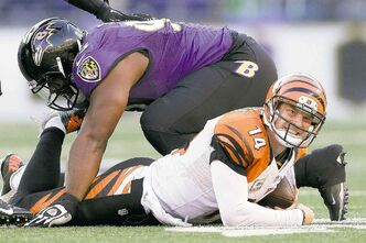 Patrick Semansky / the associated press files