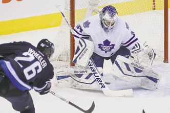 John Woods / THE CANADIAN PRESS