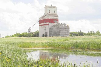 Grain elevators are the cathedrals of the Prairies, but these iconic buildings are rapidly disappearing.