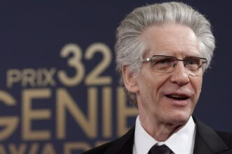 David Cronenberg arrives on the red carpet at the 32nd Genie Awards in Toronto on Thursday March 8, 2012. An exhibition celebrating the works of acclaimed Canuck filmmaker David Cronenberg is coming to Toronto. The Toronto International Film Festival says it plans to mount the Cronenberg show in Fall 2013 at TIFF Bell Lightbox. THE CANADIAN PRESS/Chris Young