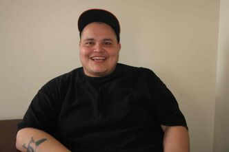 North End stand-up comic Paul Rabliauskas is performing in four shows at the Winnipeg Comedy Festival.