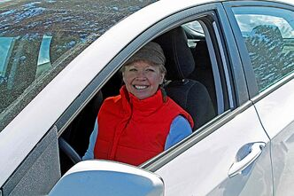 Evelyn Boyce of Birds Hill Driving School has plenty of stories to share.